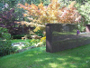 Columbarium in Garden