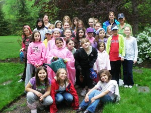 Brownie Troop Volunteers