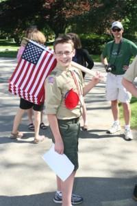 First Class Scout, Trevor Cirillo