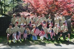 Boy Scout Troop 152 North Kingstown