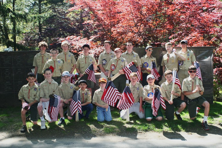 Boy Scout Troop 152 North Kingstown