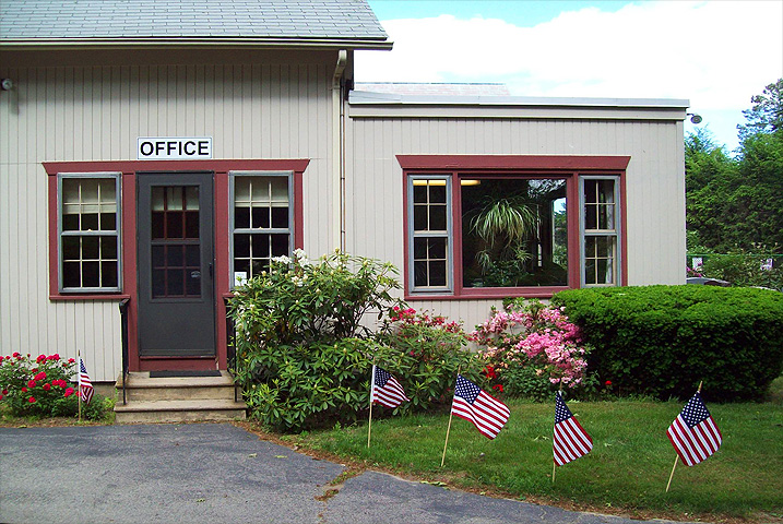 Quidnessett Memorial Cemetery Office